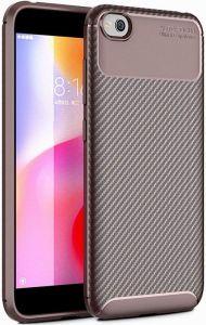 Чехол для Xiaomi Redmi Go iPaky Kaisy Series Коричневый