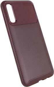 TPU чехол для Samsung Galaxy A50 (A505F) iPaky Kaisy Series Brown
