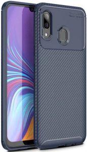 Чехол для Samsung Galaxy A20 / A30 iPaky Kaisy Series Синий