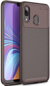 Чехол для Samsung Galaxy A20 / A30 iPaky Kaisy Series Коричневый