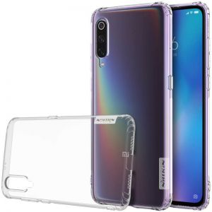 Чехол для Xiaomi Mi 9 Nillkin Nature Series Transparent