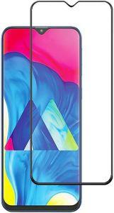 Защитное 3D-стекло для Samsung Galaxy A10 / M10 ZiFriend 5D Full Face (full glue) Черный