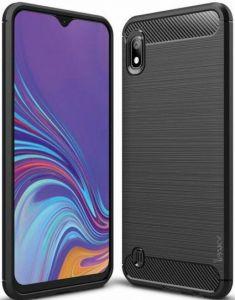 Чехол для Samsung A105F Galaxy A10 iPaky Slim Series Черный
