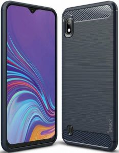 Чехол для Samsung A105F Galaxy A10 iPaky Slim Series Синий