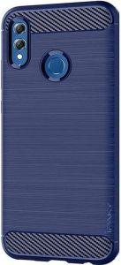 Чехол для Xiaomi Redmi 7 iPaky Slim Series Синий