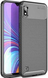 Чехол для Samsung A105F Galaxy A10 iPaky Kaisy Series Черный