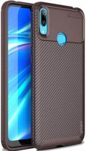 Чехол для Samsung A405F Galaxy A40 iPaky Kaisy Series Коричневый
