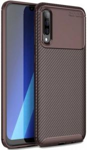 Чехол для Samsung A705F Galaxy A70 iPaky Kaisy Series Коричневый