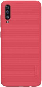 Чехол для Samsung A705F Galaxy A70 Nillkin Super Frosted Shield Red