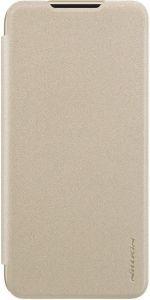 Чехол для Xiaomi Redmi 7 Nillkin Sparkle Series Золотой