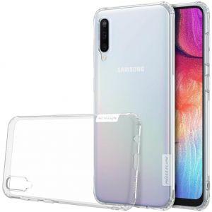 Чехол для Samsung A505F Galaxy A50 Nillkin Nature Series Бесцветный