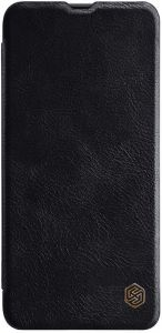 Кожаный чехол для Samsung A705F Galaxy A70 Nillkin Qin Series Черный