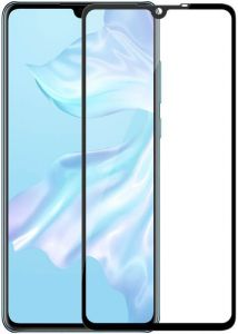 Защитное 3D-стекло для Huawei P30 Nillkin Anti-Explosion Glass Screen (CP+ max 3D) Черный
