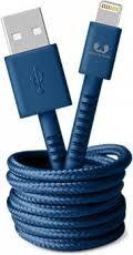 Кабель Fresh 'N Rebel Fabriq Lightning Cable 1,5m Indigo (2LCF150IN)