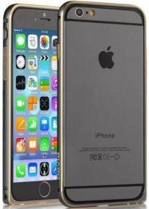 Бампер для iPhone 6 Plus / 6S Plus (5.5'') Devia Buckle Curve Gun Black