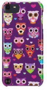 Чехол Griffin Wise Eyes Purple/Pink для iPod touch 5G (GB36119)