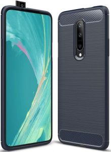 TPU чехол для OnePlus 7 iPaky Slim Series Blue