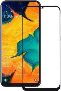 Защитное 3D-стекло для Samsung Galaxy A20 / A30 / A50 Mocolo (full glue) Black
