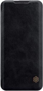 Кожаный чехол для OnePlus 7 Pro Nillkin Qin Series Black