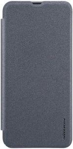 Чехол (книжка) для Samsung Galaxy A50 (A505F) Nillkin Sparkle Series Black