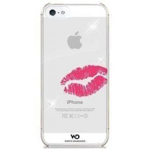 Чехол White Diamonds Lipstick Kiss для iPhone SE и iPhone 5/5S (1210LIP60)