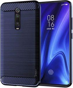 TPU чехол для Xiaomi Redmi K20 / K20 Pro / Mi9T / Mi9T Pro iPaky Slim Series Blue