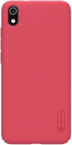 Чехол для Xiaomi Redmi 7A Nillkin Super Frosted Shield Red