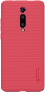 Чехол для Xiaomi Redmi K20 / K20 Pro / Mi9T / Mi9T Pro Nillkin Super Frosted Shield Red