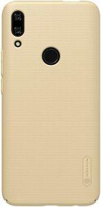 Чехол для Huawei P Smart Z Nillkin Super Frosted Shield Gold