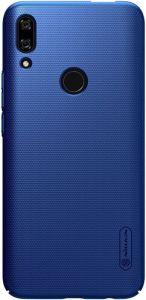 Чехол для Huawei P Smart Z Nillkin Super Frosted Shield Peacock Blue