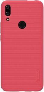 Чехол для Huawei P Smart Z Nillkin Super Frosted Shield Red