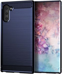 TPU чехол для Samsung Galaxy Note 10 iPaky Slim Series Blue