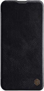 Кожаный чехол-книжка для Huawei P Smart Z Nillkin Qin Series Black
