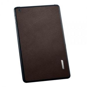 Наклейка SGP Skin Guard Set Series Leather Brown для iPad Mini/iPad Mini 2/iPad Mini 3 (SGP10069)