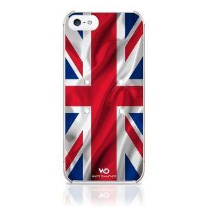 Чехол White Diamonds Flag UK для iPhone SE и iPhone 5/5S (1210FLA05)