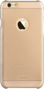 Чехол для iPhone 6/6S (4.7'') Vouni Sky Champagne Gold
