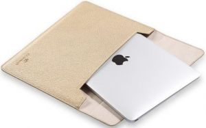 Чехол для MacBook 12'' (2015-2017) / Air 11'' (2011-2015) WIWU (Gearmax) Blade Flap Case Gold (GM4027MB12)