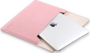 Чехол для MacBook 12'' (2015-2017) / Air 11'' (2011-2015) WIWU (Gearmax) Blade Flap Case Pink (GM4027MB12)