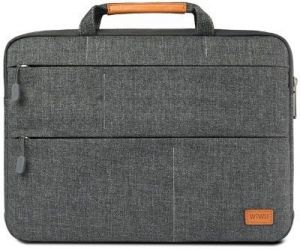 Сумка с подставкой для MacBook Pro 13'' Retina (2012-2015) / Air 13'' (2010-2017) WIWU (Gearmax) Smart Stand Sleeve Grey (SMS201813.3B)