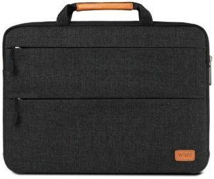 Сумка с подставкой для MacBook Pro 13'' Retina (2012-2015) / Air 13'' (2010-2017) WIWU (Gearmax) Smart Stand Sleeve Black (SMS201813.3A)