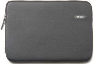 Чехол для MacBook Pro 13'' Retina (2016-2018) / Air 13'' Retina (2018) WIWU (Gearmax) Classic Sleeve Titanium Grey (GM-1714MB13)