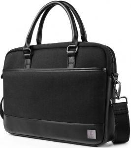 Сумка для MacBook Pro 15'' (2009-2018) WIWU (Gearmax) London Business Bag Black (GM-4021MB15.6)