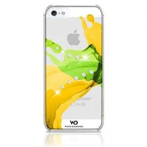 Чехол White Diamonds Liquids Mango для iPhone SE и iPhone 5/5S (1210LIQ8)