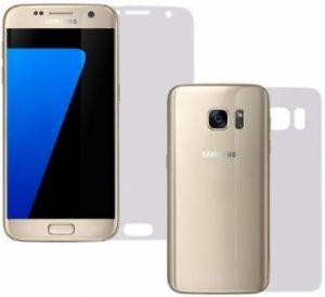 Набор защитных пленок (дисплей + задняя сторона) для Samsung Galaxy S7 (G930) 0.15mm Auto-Repair Fullbody Film with Applicator
