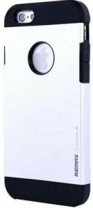Чехол для iPhone 6/6S (4.7'') Remax Quichen Silver