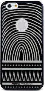 Чехол для iPhone 6/6S (4.7'') Remax Engarved MaxMara Black