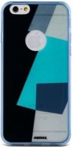 Чехол для iPhone 6/6S (4.7'') Remax Engarved MaxMara Blue