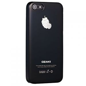 Чехол Ozaki O!coat Fruit Blackberry для iPhone SE и iPhone 5/5S (OC537BL)