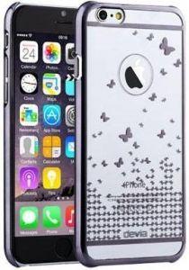 Чехол для iPhone 6/6S (4.7'') Devia Butterfly Unique Gun Black