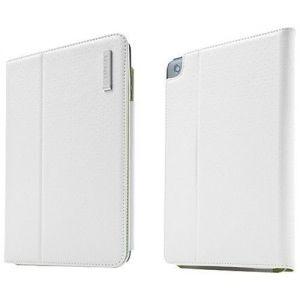 Чехол Capdase Folder Case Folio Dot White/Green для iPad Mini/iPad Mini 2/iPad Mini 3 (FCAPIPADM-1026)